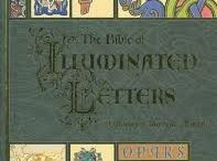 İlluminated letters