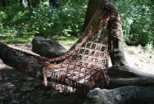 trojcípí šátek s třásněmi