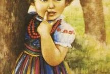 Muszyńska- Zamorska, Dzieci