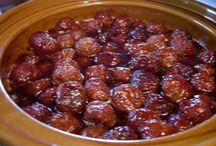 Recipes - Ham Balls, Swiss Steak, Salisbury Steak / by Nancy Lewis