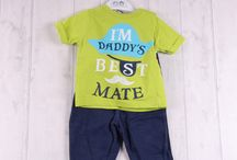 Boy's Outfit Sets 0-3 Years / A selection of our boys clothing