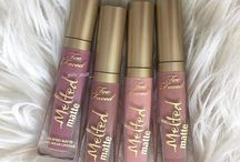 too faced makeup I want