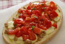 Pizze, schiacciate & Co