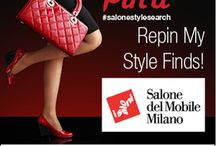 #salonestylesearch / Salone EuroCucina Style Finds from Blanco & Kessebohmer Milan Design Week 2014