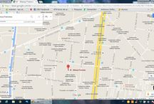 locais em mapas