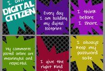 """Teaching - """"Digital Citizenship"""""""