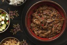 Eten en drinken / Indonesich stoofvlees