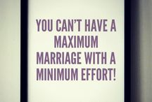 Marriage Quotes / A collection of our favorite marriage quotes!  / by Black and Married With Kids