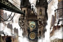 SteamPunk Worlds