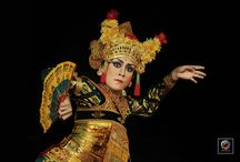 Traditional dance bali / pasek intan