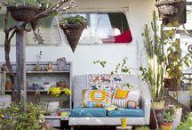 Vintage Caravans Trailers