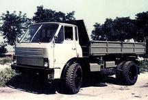 Ciężarówki PRL