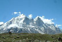 Toutes les montagnes du monde / All over the world