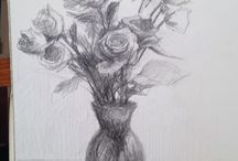 Art - My Drawings / These are drawings and sketches that I have done.