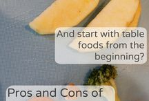 Babyled weaning / Advice, info and recipes for baby led weaning