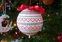 Smocking ornaments