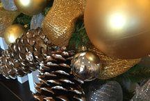 Client Christmas Decor.