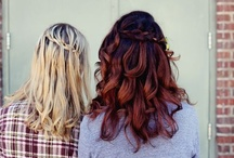 Hairstyles / by Kaila Armstrong