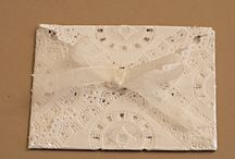 Lace Cards / by Sherry Larson
