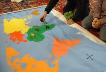 Projet continents, Pays / pays continent