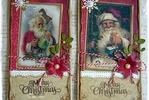 CREATING - Christmas Cards and Tags / by Shona Hendrycks
