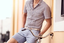 Clothing for him, Casual / by Thomas Elam