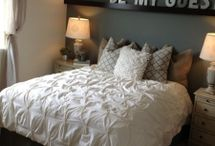 Bedrooms / by Cassidy Engle