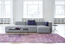 Seating / Inspiratie voor nieuwe zithoek