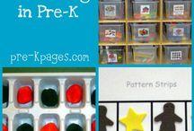 PreK And Kindergarten / by Natishia Thanni