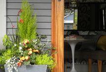 Home Sweet Home / Beautiful home exteriors : doors, facades, etc