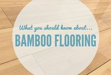 Flooring / We share all the best about laminate flooring, hardwood flooring, bamboo flooring, vinyl flooring, tile flooring