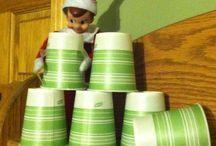 elf on the shelf / by Becky Johns
