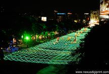 Guarie River Holiday Lighting
