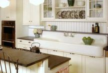 kitchen / by Hannah Otterson