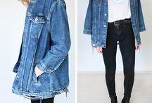 Jeanové bundy