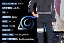 Naruto files