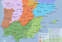 Mapas Históricos España