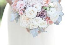 Blush Wedding Design: Helen and David