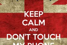 Latar belakang ponsel