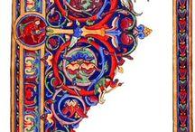 Латинские орнаменты