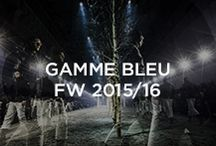 Moncler Gamme Bleu Fall-Winter 2015/16 Show / On Sunday January 18th 2015, Thom Browne presented the Moncler Gamme Bleu Fall-Winter 2015/16 Collection during Milan Men's Fashion Week.