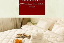 Oriento Home Collection by Nikolaidis / www.oriento.gr