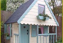 Kid playhouse