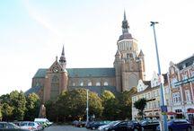 Stralsund / Fotos, Geschichten und Hintergrundinformationen zu Gebäuden in der #Hansestadt #Stralsund. Weitere Bilder und Hintergründe unter: http://hansestaedte.com/category/bilder/stralsund/