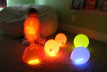 Glow Fun Ideas
