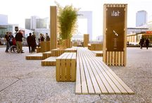 INSPIRATION | urban furniture
