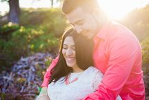 Karol & Giovanni | Engagement Session at The Rim Trail in Lakeside, Arizona.