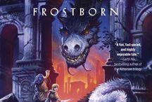 Thrones & Bones / An adventure-filled, Viking-inspired fantasy novel series for middle readers.