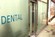 CLÍNICA DENTAL MADRID / Clínica dental en Madrid. Especialistas en odontología conservadora, cirugía oral, odontopediatría, ortodoncia, prótesis, implantes, higiene, estetica y blanqueamiento dental.
