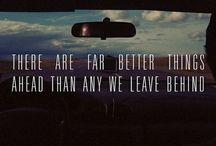 Memorable Words...